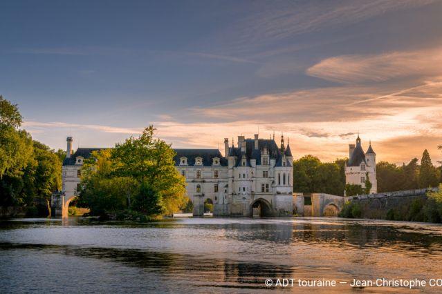 Château de Chenonceau - Touraine - France