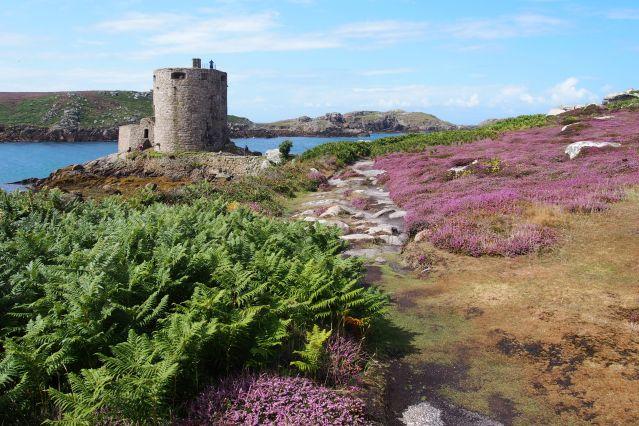 Voyage Cornouailles et archipel des îles Scilly