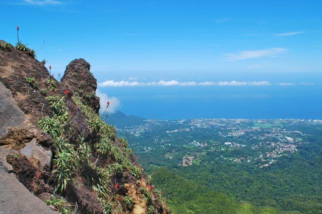 La Soufrière - Saint-Claude - Basse-Terre - Guadeloupe