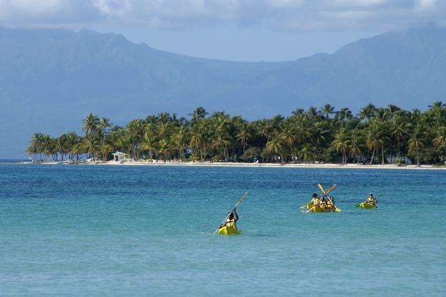 Voyage La Guadeloupe en kayak