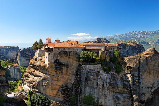 Voyage Grèce continentale : Olympe, Météores et Pélion