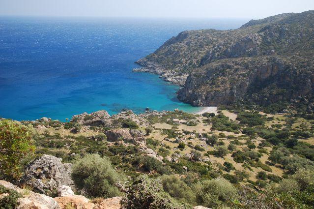 Côte sud-ouest - Crète