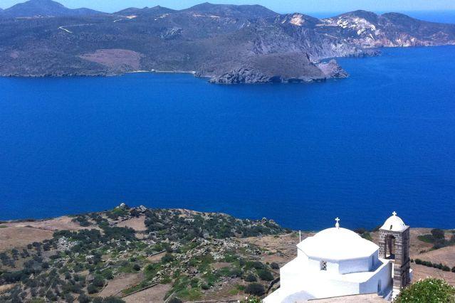 Voyage Iles des Cyclades : Milos et Sifnos
