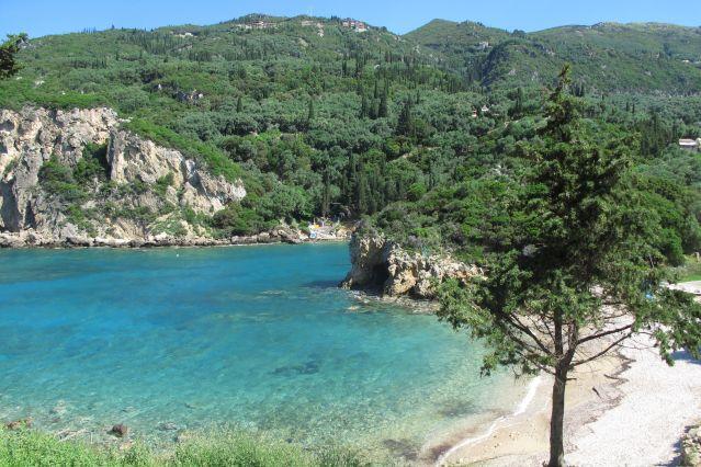 Voyage Corfou et Paxos, balcons sur la Méditerranée