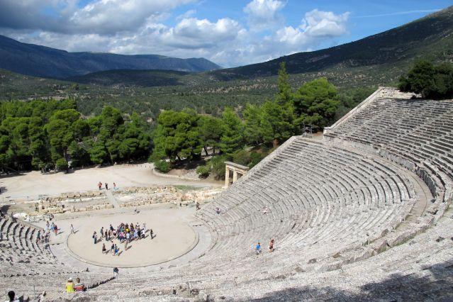 Epidaure - Péloponnèse - Grèce