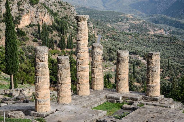 Voyage Légendes de la Grèce antique
