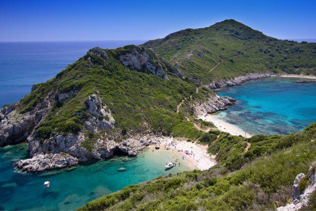Voyage Les îles de Corfou, Paxos et Antipaxos