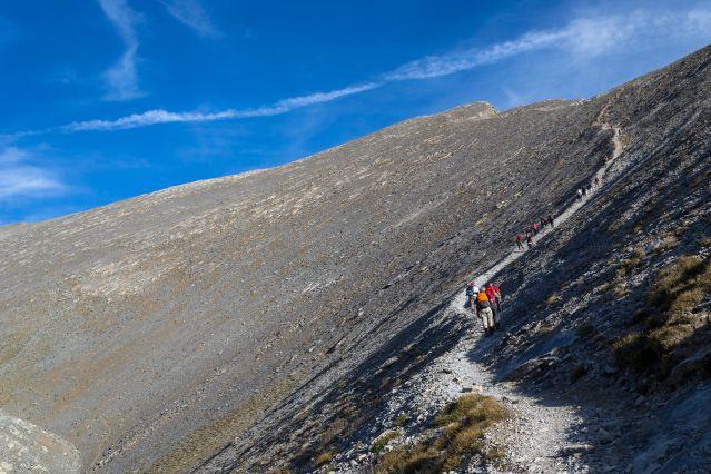 Massif du mont Olympe - Macédoine-Thessalie - Grèce