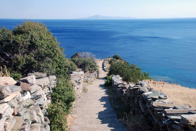 Ile d Andros - Les Cyclades - Grèce