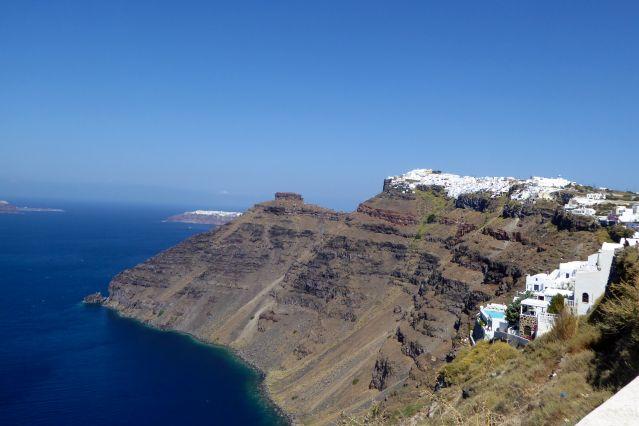 Grand bleu et maisons blanches de santorin randonn e for Santorin sejour complet