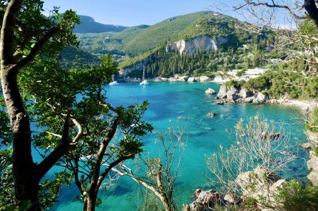 Voyage Corfou, entre mer et montagne
