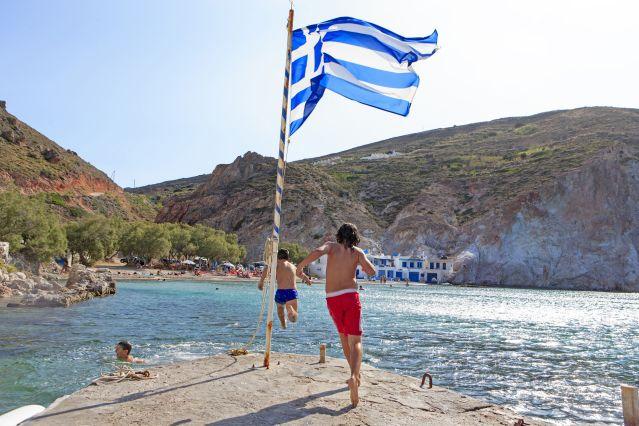 Voyage Voyage dans les Cyclades, au cœur du Grand Bleu