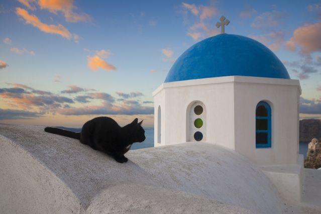 Oia - Santorin - Grèce