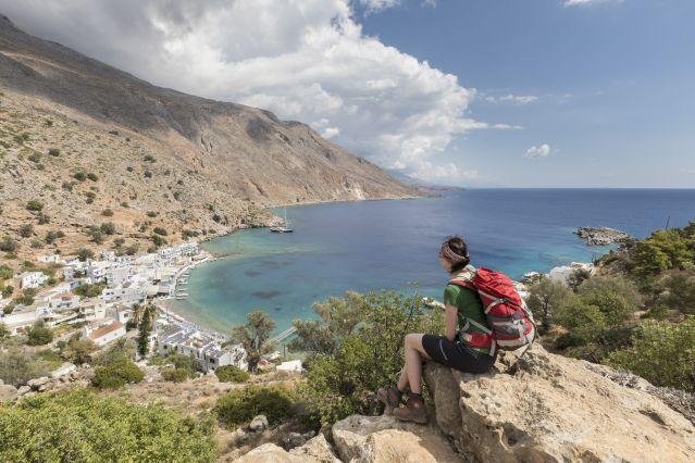 Voyage Montagnes, gorges et criques crétoises