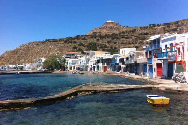 Voyage Sifnos, Milos et Kimolos : merveilles des Cyclades