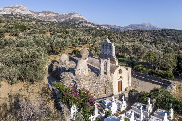 Voyage Naxos et Paros, vallées et sommet des Cyclades