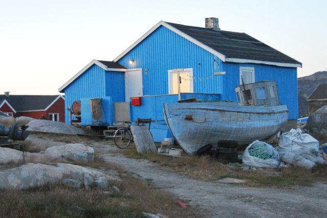 Ville d Ilulissat - Groenland