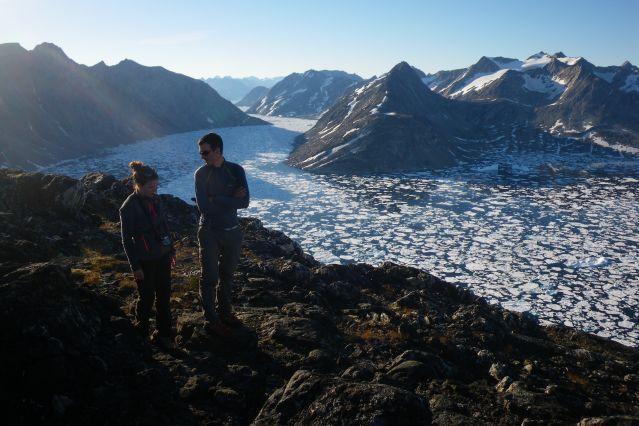 Voyage Trek et kayak au cœur des glaces du Groenland