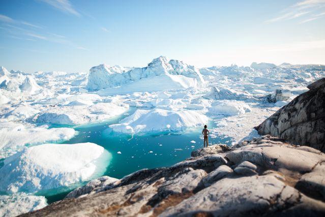 Voyage De Nugssuaq à Disko, au pays des géants de glace