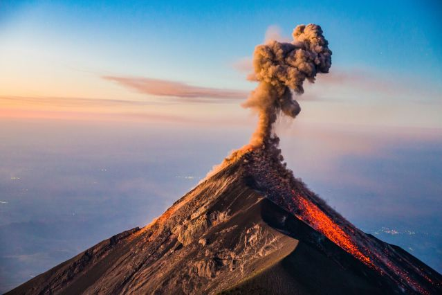 Voyage La ronde des volcans guatémaltèques
