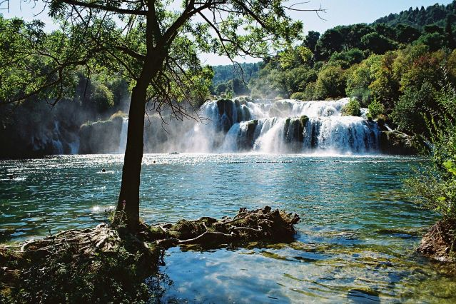 Parc National Plitvice Lakes - Croatie