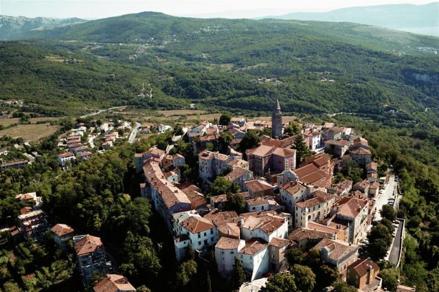 Voyage Randonnée en Istrie, la Toscane croate