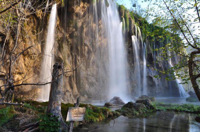La Croatie de parc en parc
