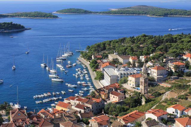 Voyage Des îles et des parcs : l'essentiel de la Croatie