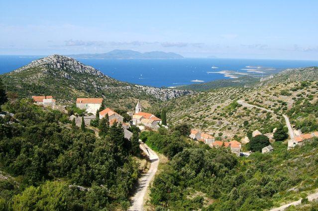 Voyage Split et les îles de Brac et Hvar