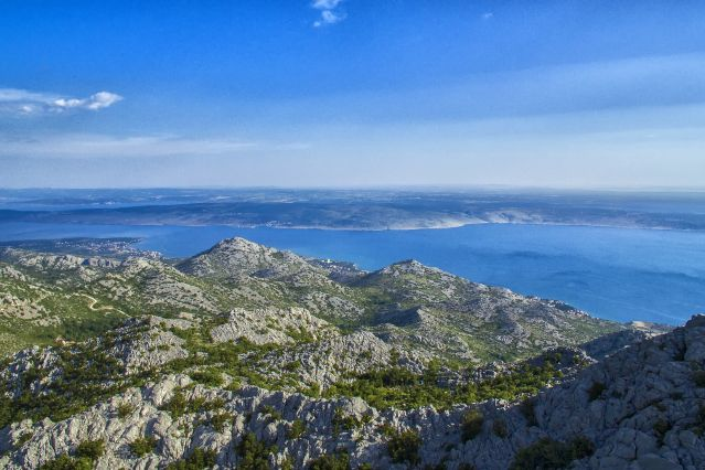 Le parc national de Paklenica - Croatie