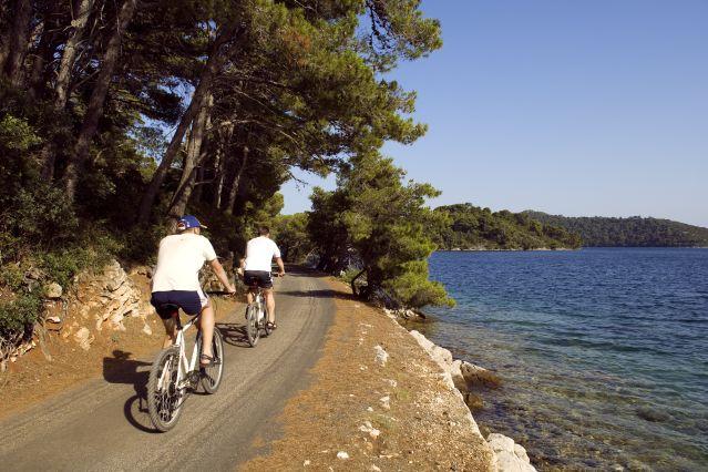 Île de Mljet - Dalmatie - Croatie