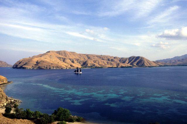 Komodo - Iles de la Sonde - Indonésie