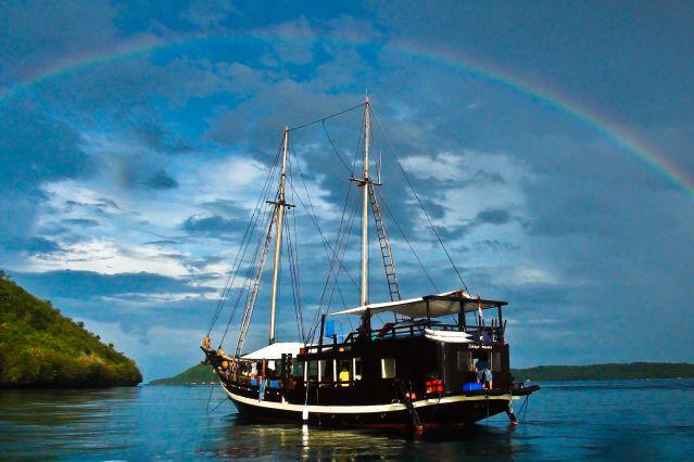 Voyage L'Indonésie, entre terre et mer