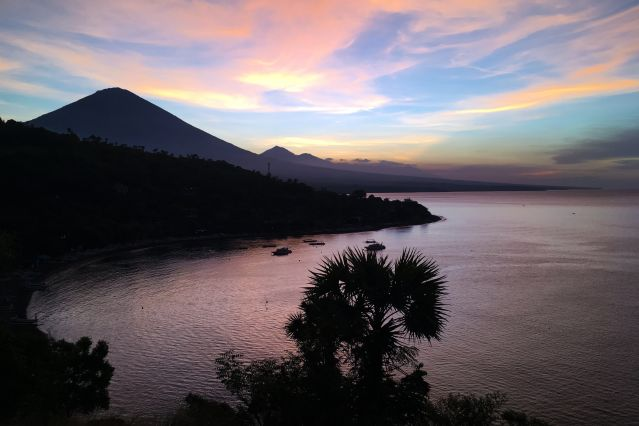 Amed - Indonésie