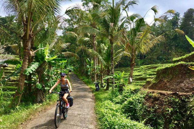 Voyage Volcans, plages et rizières : Bali et Java à vélo
