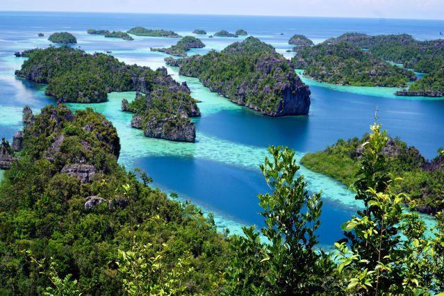 Voyage Les Raja Ampat, paradis du bout du monde