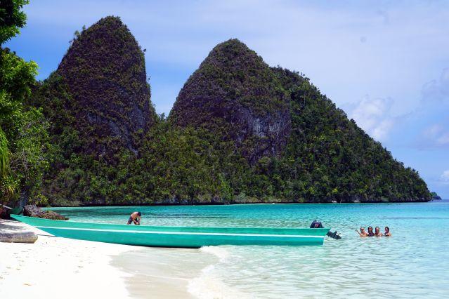 Sac Femme coton blanc vacances plage de rêve île surf avec prénom Personnalisé
