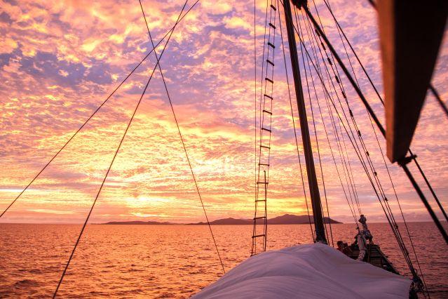 Voyage Croisière en goélette dans les îles de Komodo