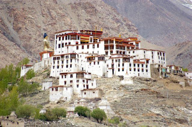 Monastère de Likir - Ladakh - Inde