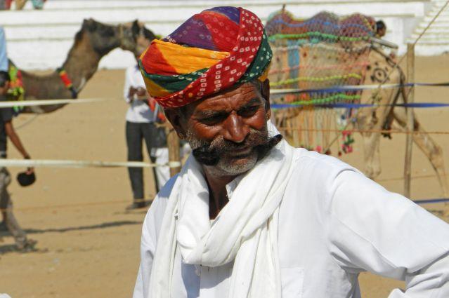 Foire au chameau de Pushkar - Inde