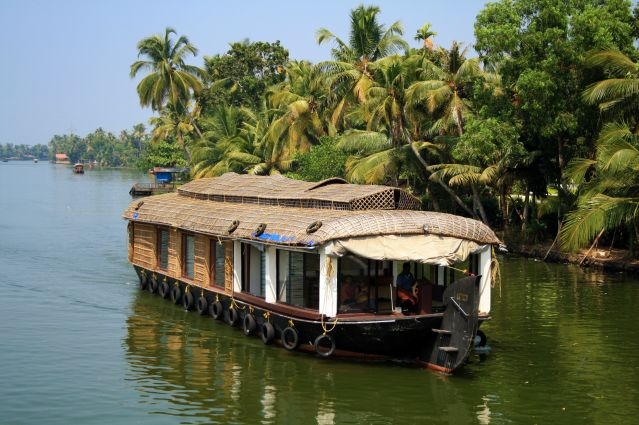 Kerala Backwaters - Inde