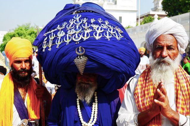 Sikhs - Rajasthan - Inde