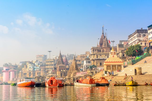 Voyage Rajasthan et plaines du Gange, la magie de l'Inde