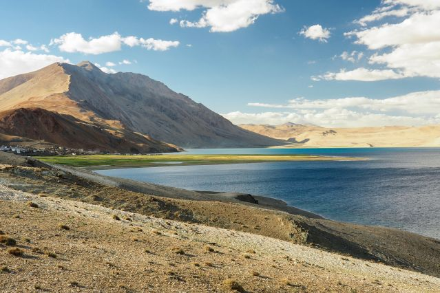 Lac Tso Moriri - Ladakh - Inde