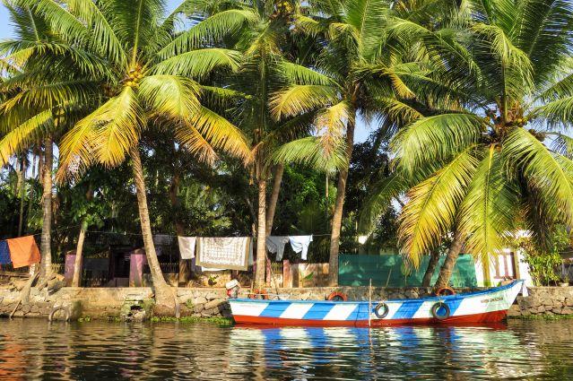 Alleppey - Inde
