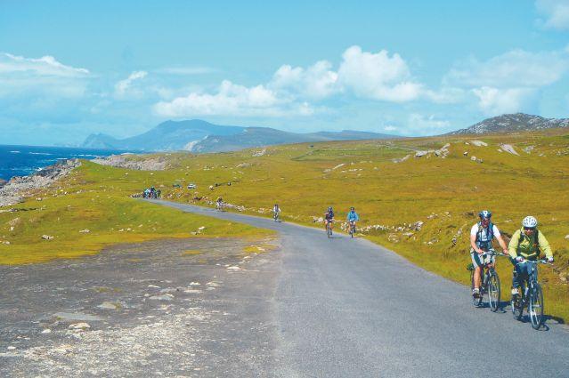 Voyage Wild Atlantic Way : la côte sauvage irlandaise
