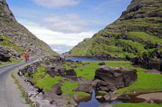 Voyage La côte du Kerry à vélo