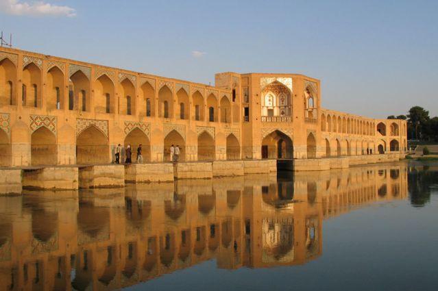Voyage Balade persane