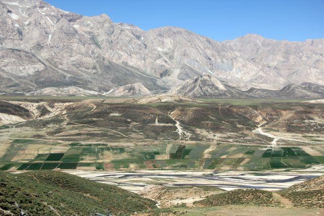 Vallée de Kuhrang - Iran