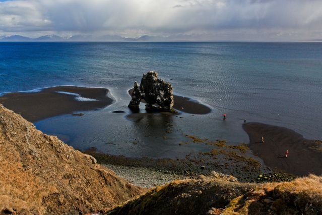 Hvitserkur - Péninsule de Vatnsnes - Islande